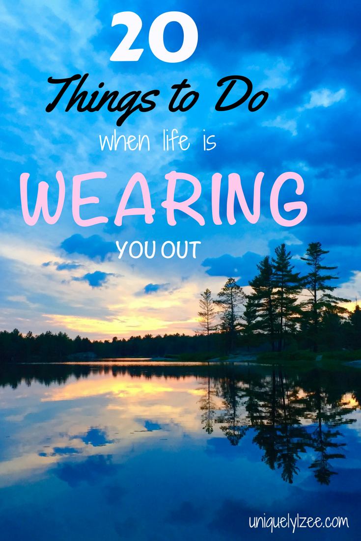 things to do when